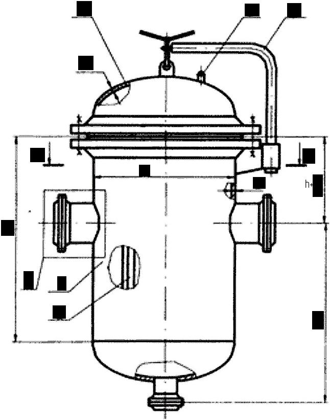 Фильтр СДЖ-300-1,6-1-2-Т